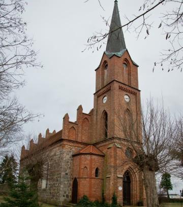 Kirche Grünz