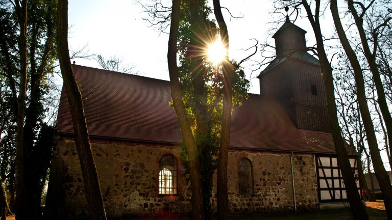 Kirche Storkow